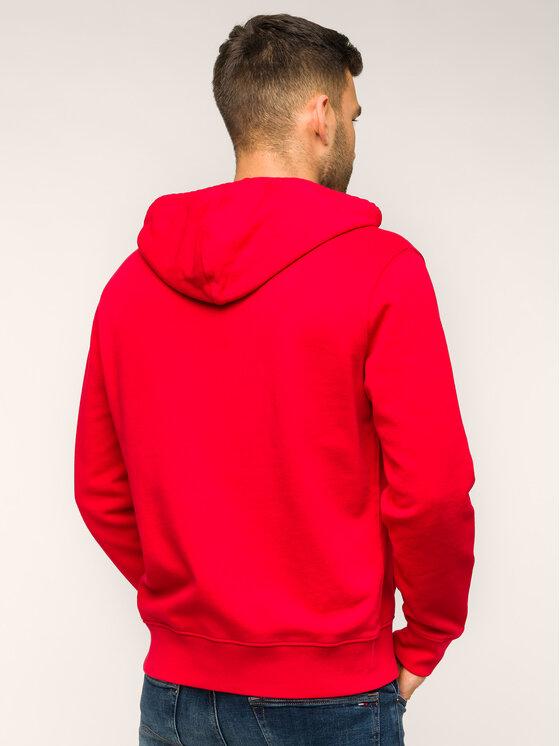 Levi's® Levi's® Bluză Graphic 19491-0077 Roșu Regular Fit