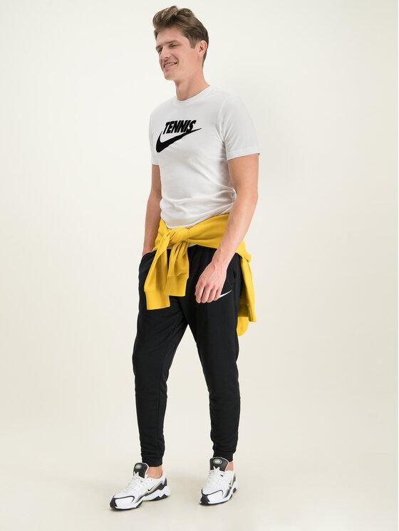 NIKE NIKE T-shirt Court CJ0429 Bianco Standard Fit