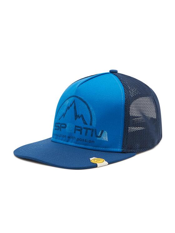 La Sportiva Kepurė su snapeliu Ls Trucker Y17619618 Tamsiai mėlyna