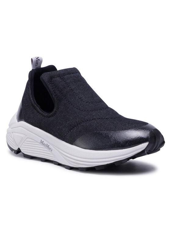 Max Mara Laisvalaikio batai Richard 47660107600 Juoda