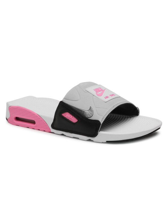 Nike Ciabatte Air Max 90 Slide BQ4635 100 Grigio