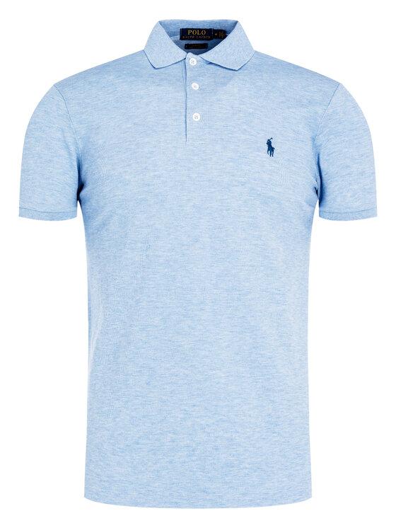 Polo Ralph Lauren Polo Ralph Lauren Tricou polo 710541705095 Albastru Slim Fit