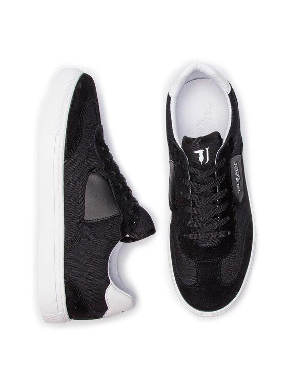 Trussardi Trussardi Jeans Sneakers 77A00144 Schwarz