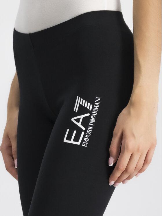 EA7 Emporio Armani EA7 Emporio Armani Leggings 6GTP53 TJ01Z 1200 Nero Slim Fit