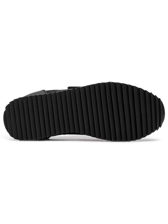 EA7 Emporio Armani EA7 Emporio Armani Sneakersy XSX003 XOT04 00002 Czarny