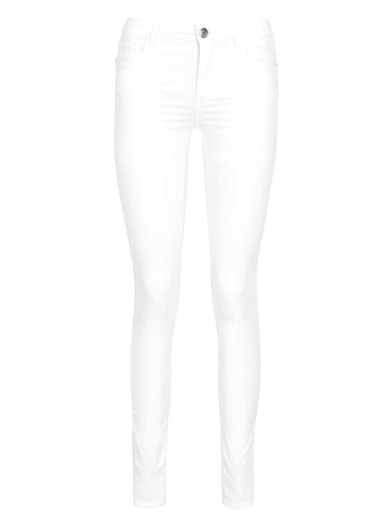 Trussardi Trussardi Džínsy Garment 56J00003 Biela Regular Fit