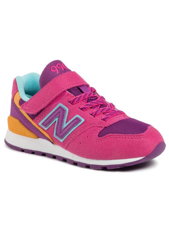 New Balance New Balance Sneakersy YV996TMG Różowy