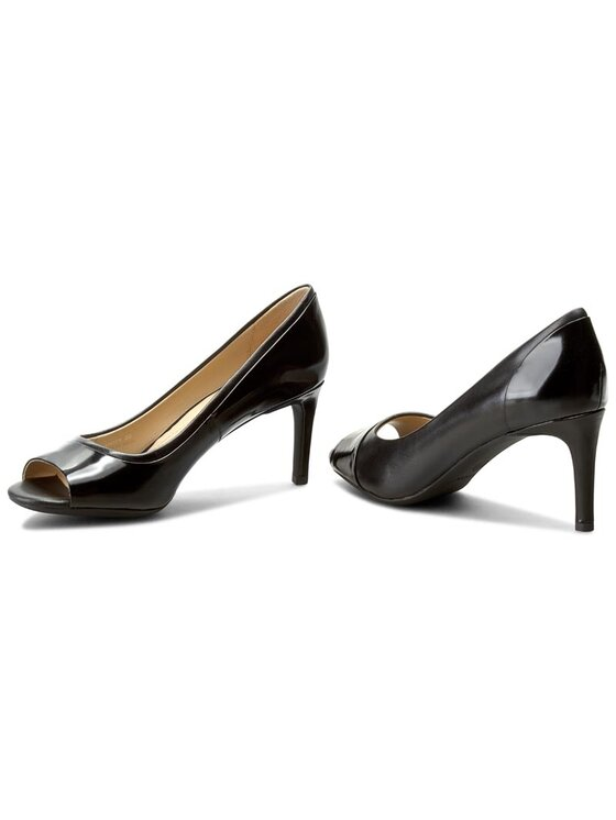 Geox Geox Κλειστά παπούτσια D Audie D D621TD 038KF C9999 Μαύρο