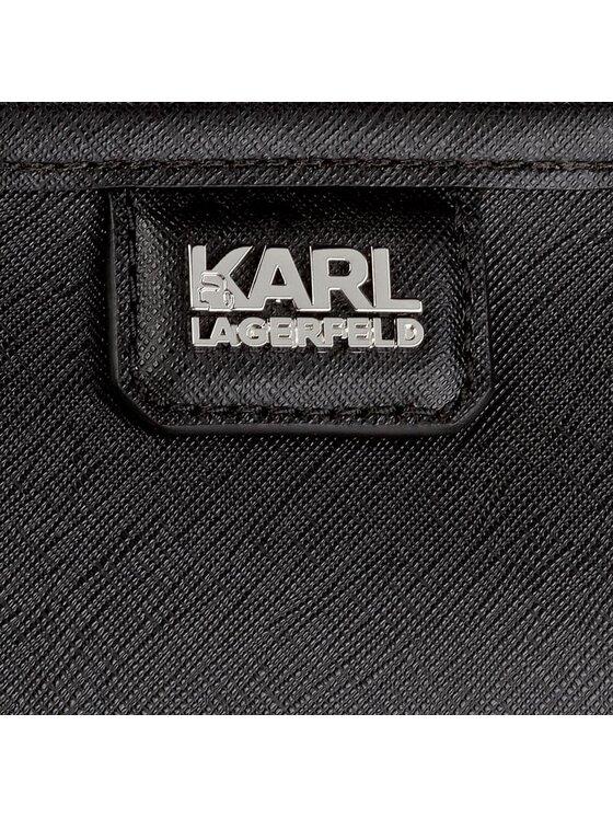 KARL LAGERFELD KARL LAGERFELD Borsa 76KW3015 Nero