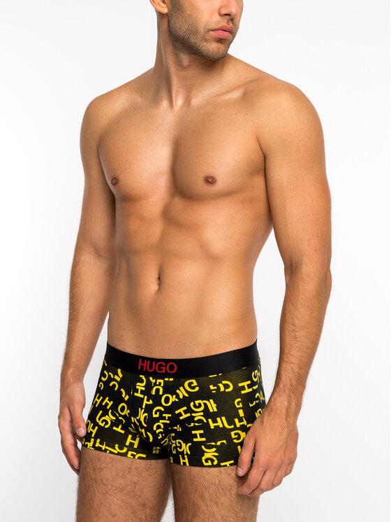 Hugo Hugo Súprava 2 kusov boxeriek 50403225 Čierna