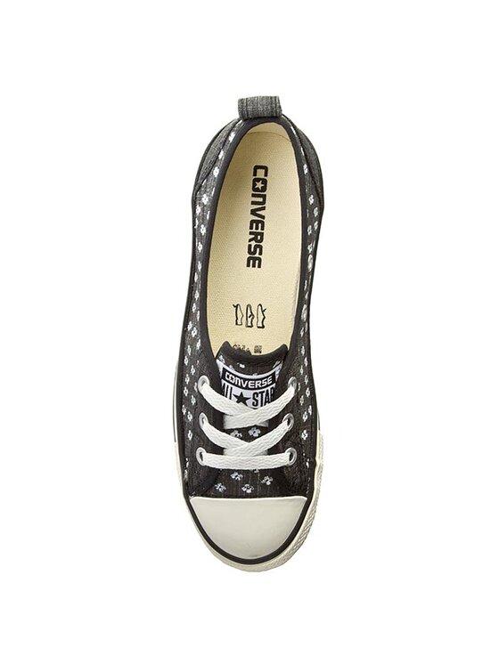 Converse Converse Plátenky Ct Ballet Lace 547169C Čierna
