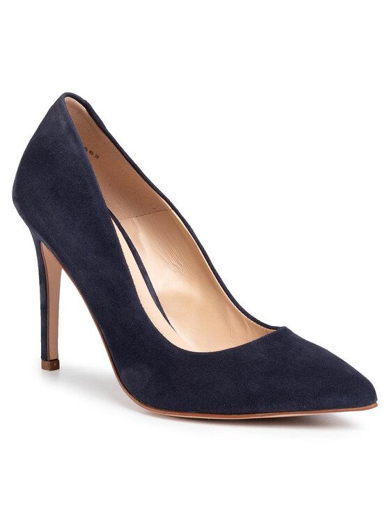 Solo Femme Aukštakulniai 34201-A8-K33/000-04-00 Tamsiai mėlyna