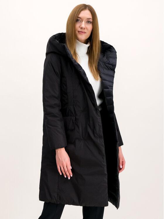 Hetregó Hetregó Zimný kabát Brianna 8H635 19W008 Čierna Regular Fit