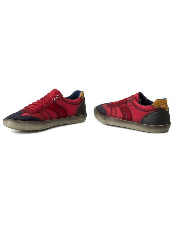 Geox Geox Laisvalaikio batai U Smart A U62X2A 0FU22 C0106 Raudona