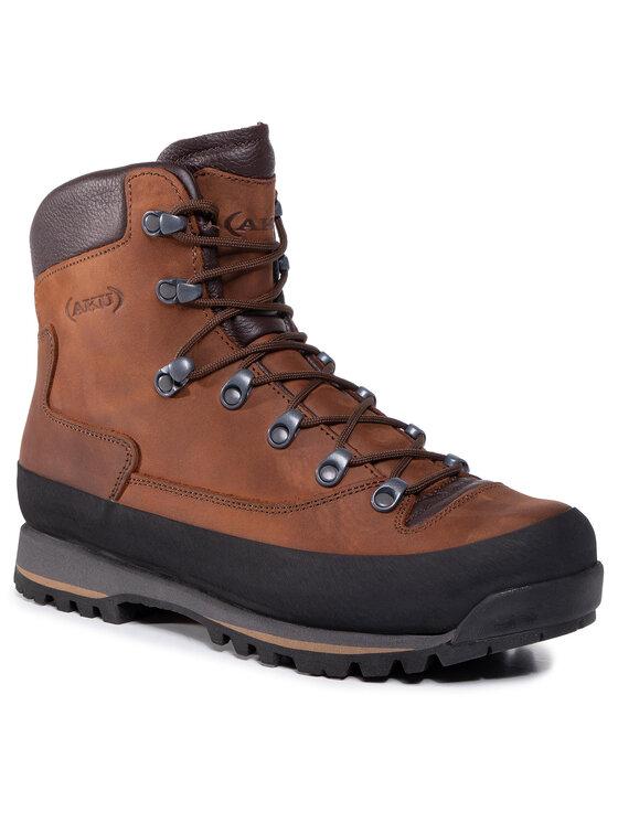 Aku Turistiniai batai Conero Gtx Nbk GORE-TEX 878.6 Ruda