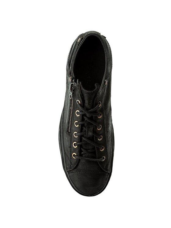Diesel Diesel Sneakersy Expo-Zip Low Y01546 PR703 T8013 Czarny