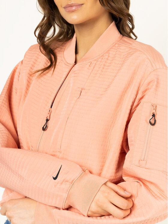 Nike Nike Bomberjacke Sportswear Tech Pack City Ready BV4741 Rosa Loose Fit