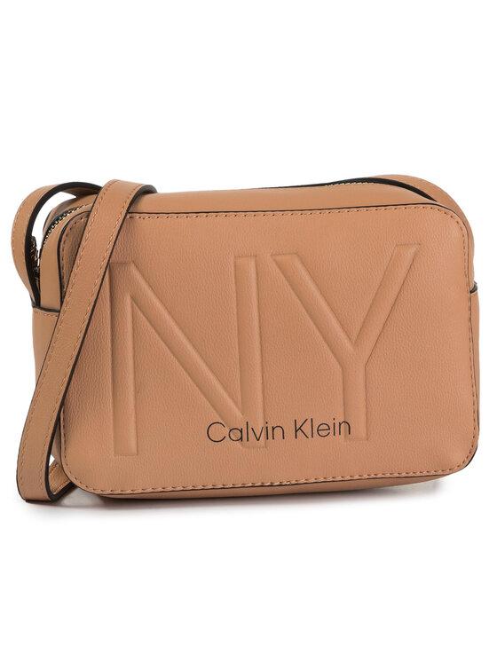 Calvin Klein Calvin Klein Táska Ck Must Psp20 Camerabag Ny K60K606182 Bézs