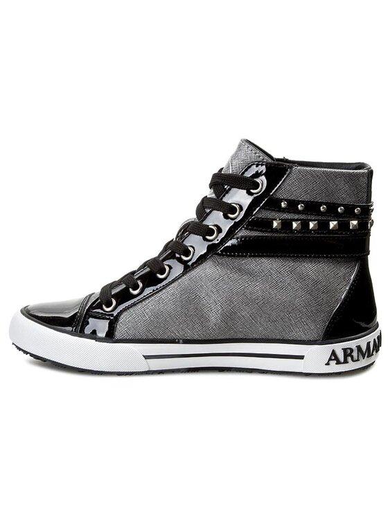 Armani Jeans Armani Jeans Tornacipő Z5503 12 82