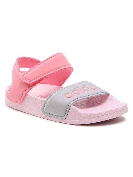 adidas Basutės adilette Sandal K FY8849 Rožinė