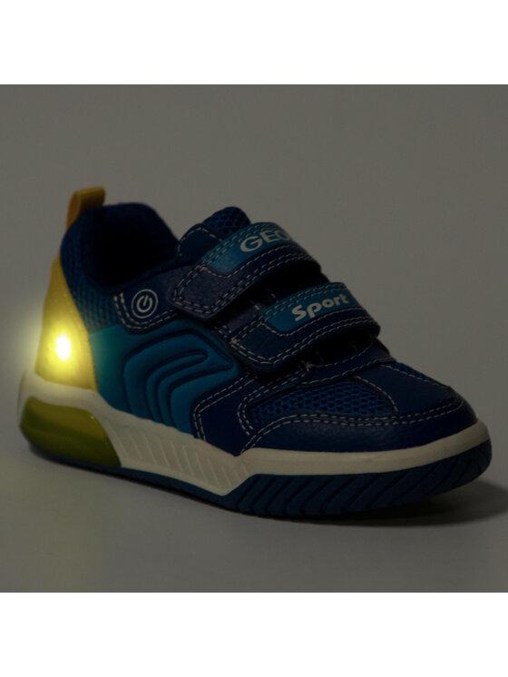 Geox Geox Sportcipő J Inek B. D J949CD 0FE14 C0797 M Kék