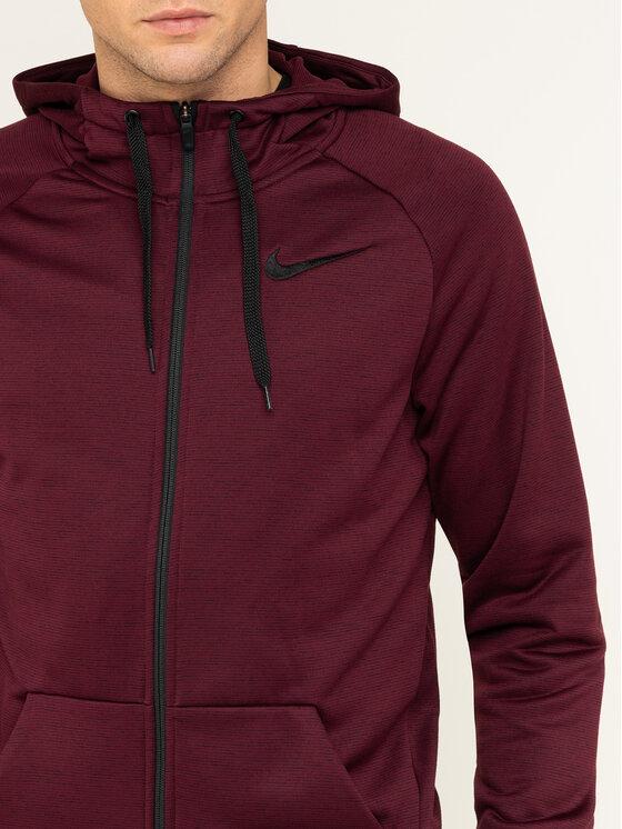 Nike Nike Sweatshirt Dri-Fit 860465 Dunkelrot Standard Fit