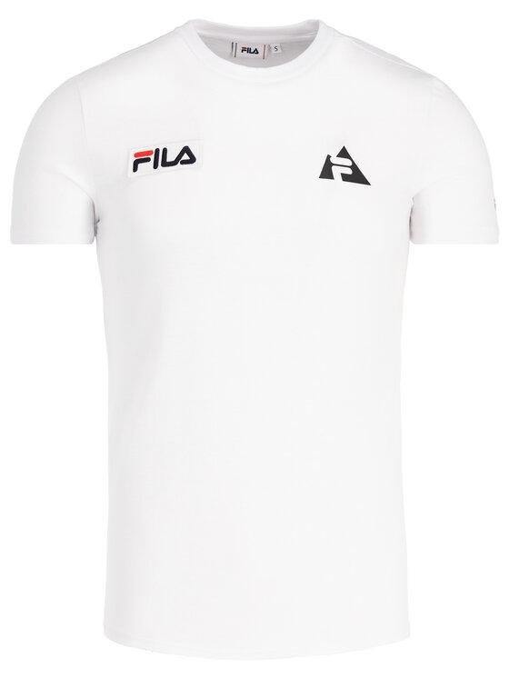 Fila Fila Marškinėliai 682346 Balta Regular Fit