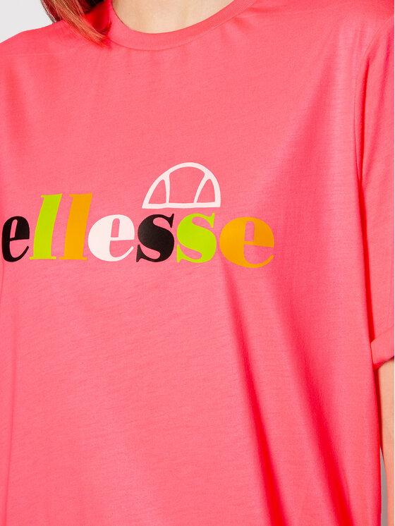 Ellesse Ellesse Haljina za svaki dan Inka SGF10515 Ružičasta Loose Fit