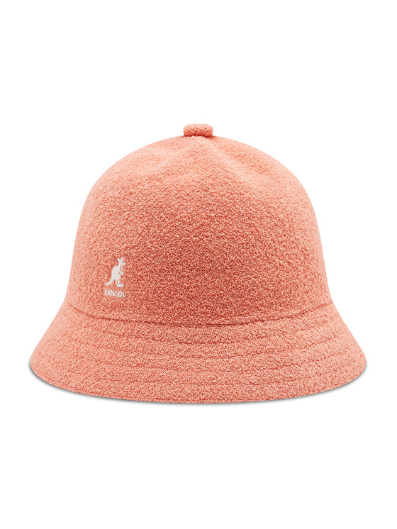 Kangol Skrybėlė Bucket Bermuda Casual 0397BC Oranžinė
