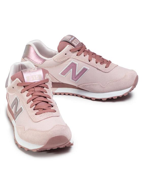 New Balance New Balance Sneakersy WL515CSC Różowy