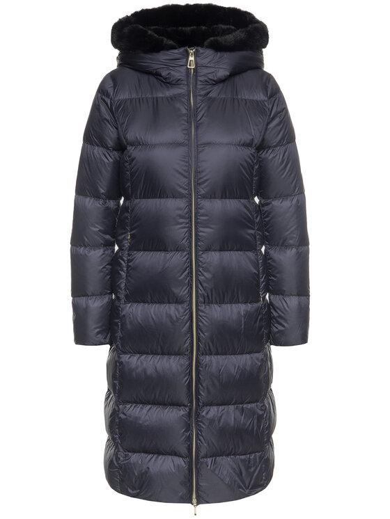 Geox Geox Μπουφάν χειμωνιάτικο Tabelya W9425W T2562 F4386 Σκούρο μπλε Regular Fit