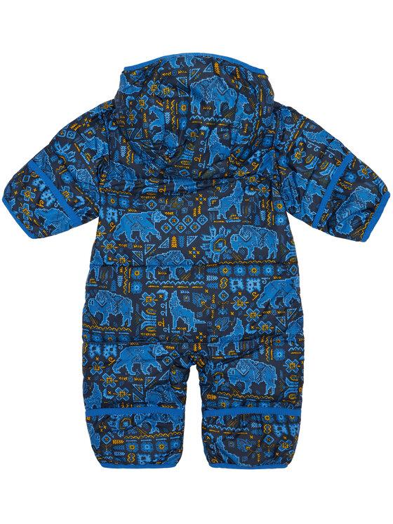 Columbia Columbia Kombinezon zimowy Snuggly Bunny Bunt 1516331 Niebieski Regular Fit
