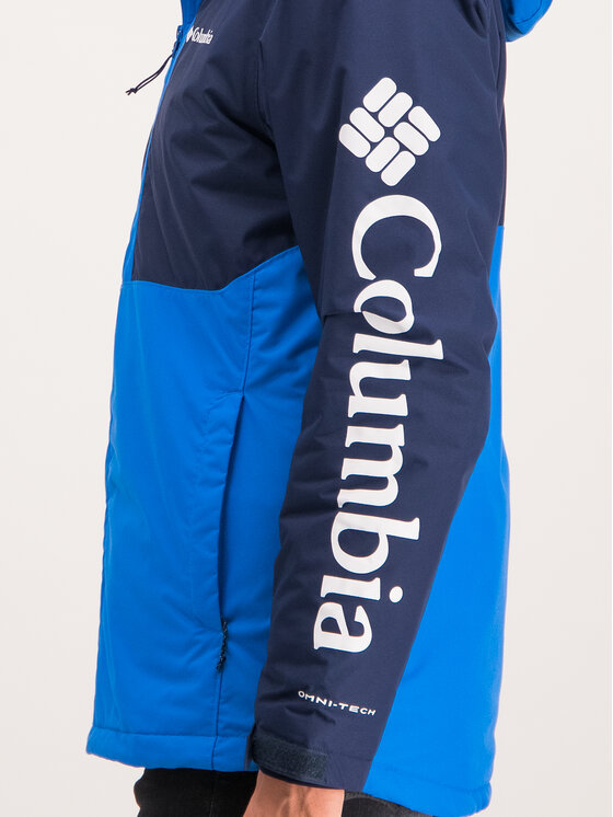 Columbia Columbia Μπουφάν για σκι Timberturner 1864282 Μπλε Regular Fit