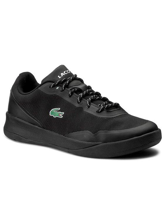 Lacoste Lacoste Sneakersy Lt Spirit 117 2 Spm 7-33SPM1027024 Čierna