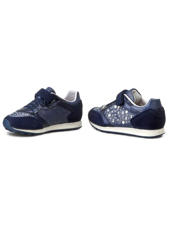 Geox Geox Chaussures basses J Eliott B J52C3B 0DY22 C4002 Bleu marine