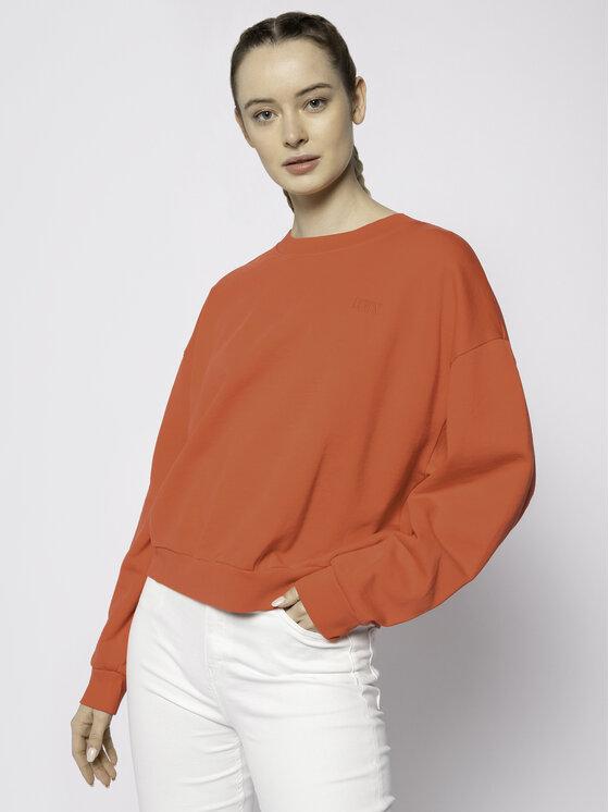 Levi's® Levi's Μπλούζα Diana Crew 85630-0000 Κόκκινο Regular Fit
