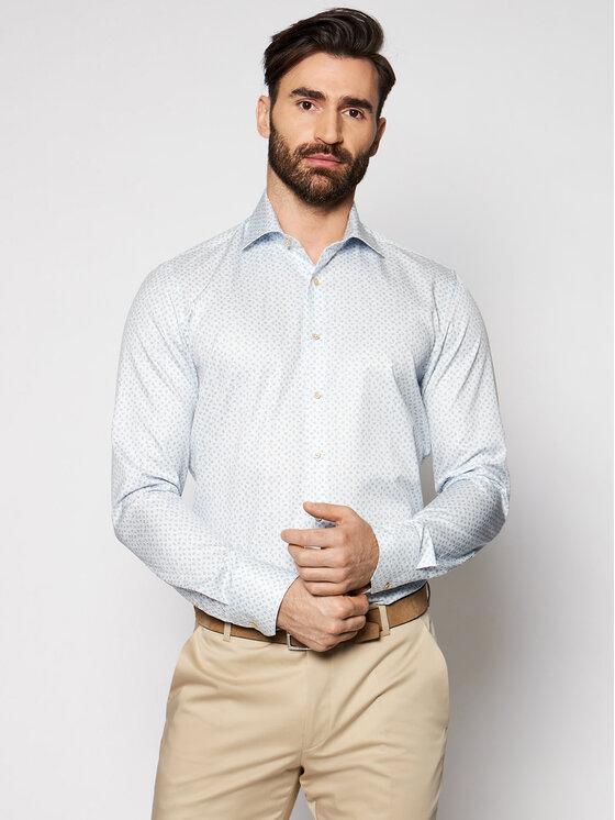 Stenströms Marškiniai 712751 8117 Mėlyna Slim Fit