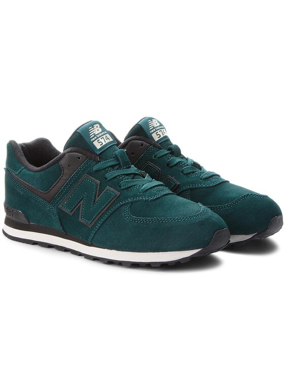 New Balance New Balance Sneakersy GC574EJ Zielony