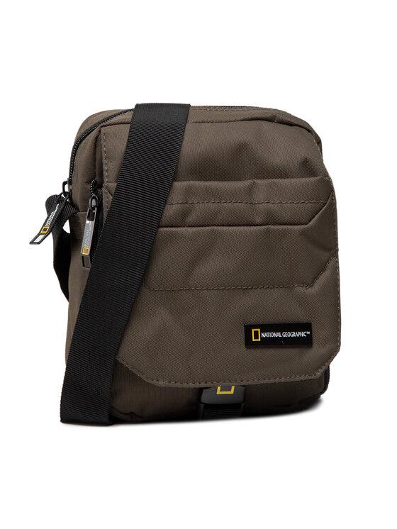 National Geographic Rankinė Utility Bag N00703.11 Žalia
