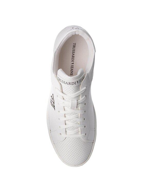 Trussardi Trussardi Jeans Αθλητικά 77A00053 Λευκό