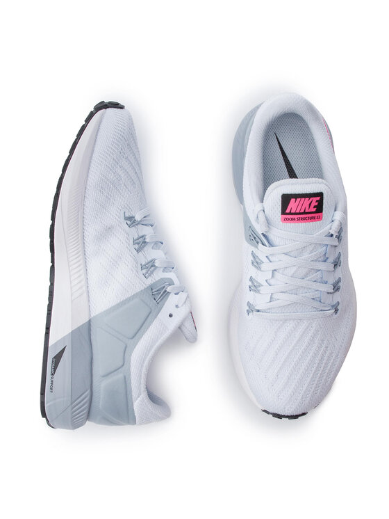 Nike Nike Παπούτσια Air Zoom Structure 22 AA1640 402 Μπλε