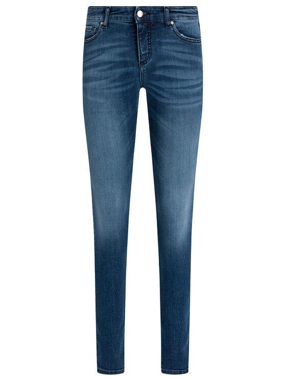 Armani Exchange Armani Exchange Skinny Fit Jeans 6GYJ01 Y2MNZ 1500 Dunkelblau Slim Fit