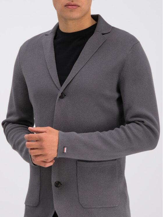Tommy Hilfiger Tailored Tommy Hilfiger Tailored Blazer TT0TT05503 Grigio Regular Fit
