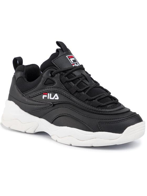 Fila Fila Sneakersy Ray Low Wmn 1010562.25Y Czarny