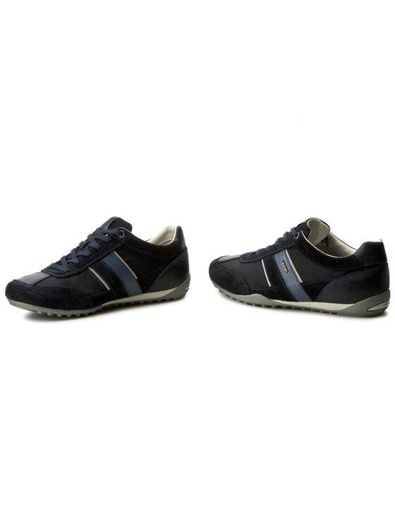 Geox Geox Sneakers U Wells C U52T5C 02211 C4064 Bleumarin