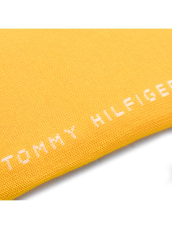 Tommy Hilfiger Tommy Hilfiger Sada 2 párů dětských nízkých ponožek 301390 Modrá