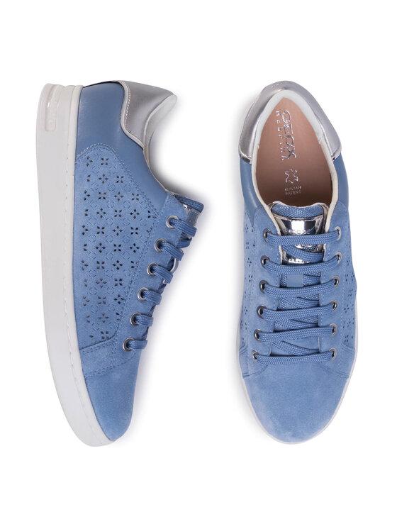 Geox Geox Sneakersy D Jaysen A D021BA 022AU C4003 Niebieski