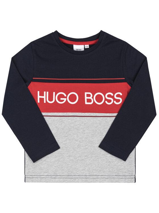 Boss Boss Blusa J25E43 M Multicolore Slim Fit