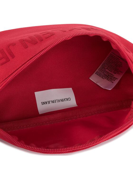 Calvin Klein Calvin Klein Saszetka nerka Street Pack K50K504922 Czerwony