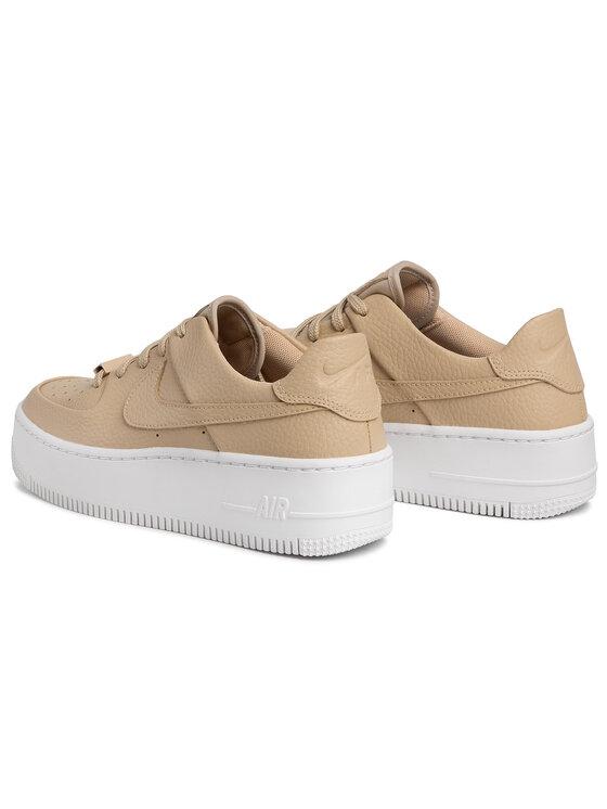 Nike Nike Buty Af1 Sage Low AR5339 202 Beżowy